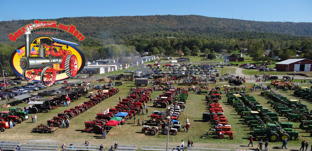 2017 Grease Steam and Rust Association Show Recap